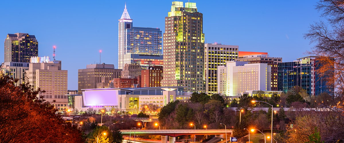 Banner image of Raleigh